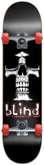 Blind Eternal Cross - Black - 7.3 - Youth Complete Skateboard