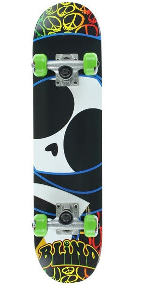 Blind Peace Kenny Soft Top Youth - Multi - 6.5in - Complete Skateboard