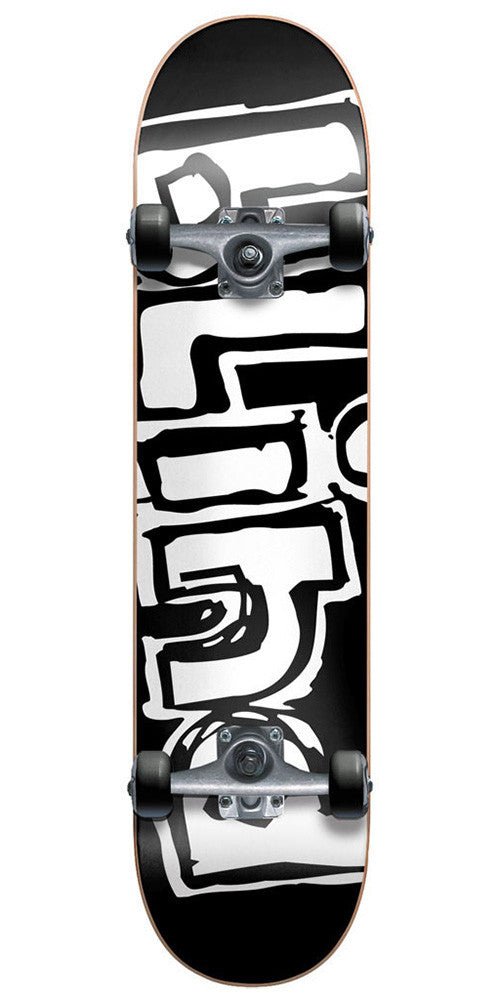 Blind OG Clean - Black/White - 7.6in - Complete Skateboard