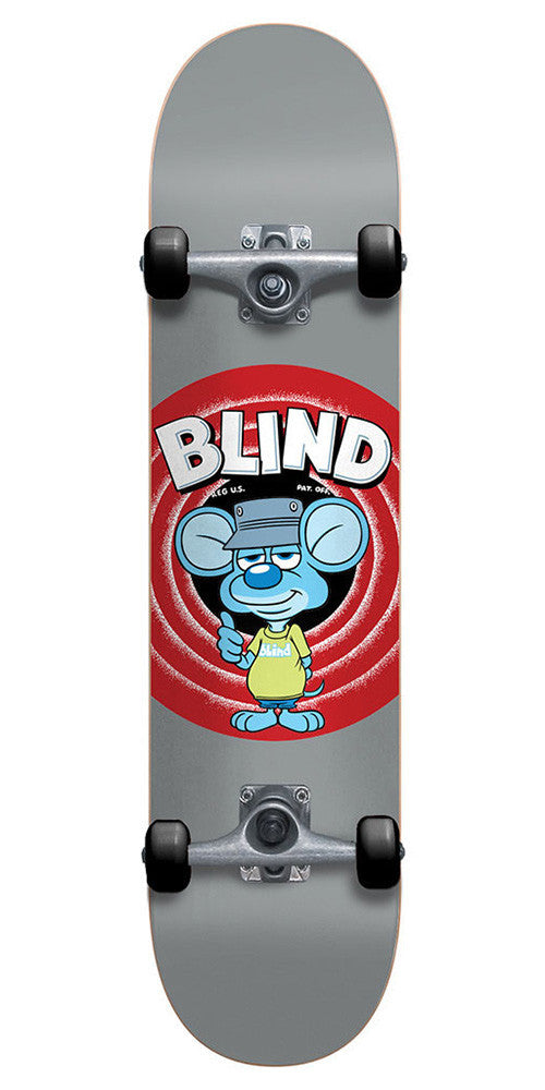 Blind Looney Mouse - SIlver - 8.0in - Complete Skateboard