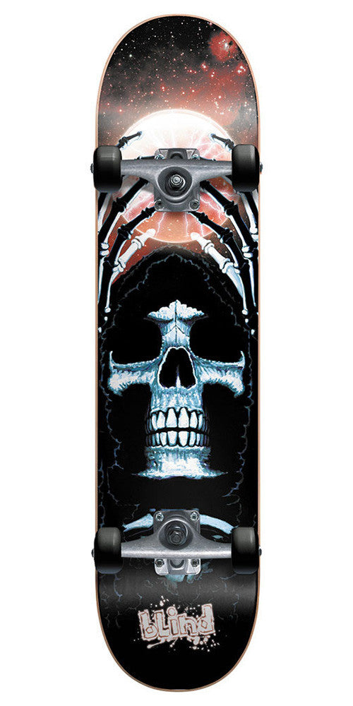 Blind Reaper Cross - Red/Black - 7.8 - Complete Skateboard