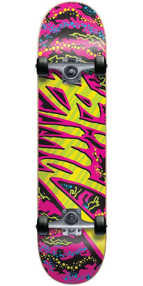 Blind Trip Out Youth - Pink - 7.25in - Complete Skateboard