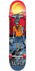 Blind DIRTS Odd Zombie Youth - Multi - 7.375in - Complete Skateboard