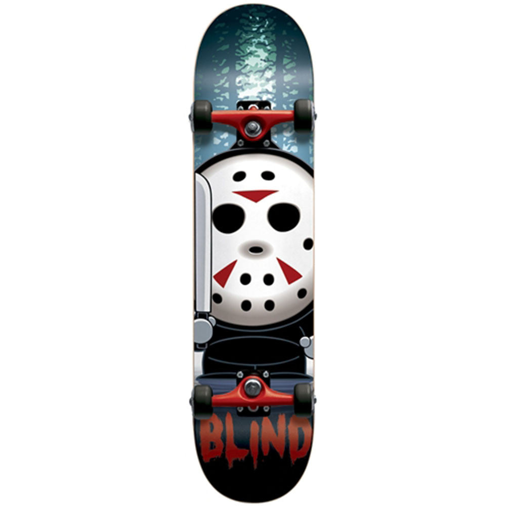 Blind Killer Kenny - Multi - 7.7in - Complete Skateboard