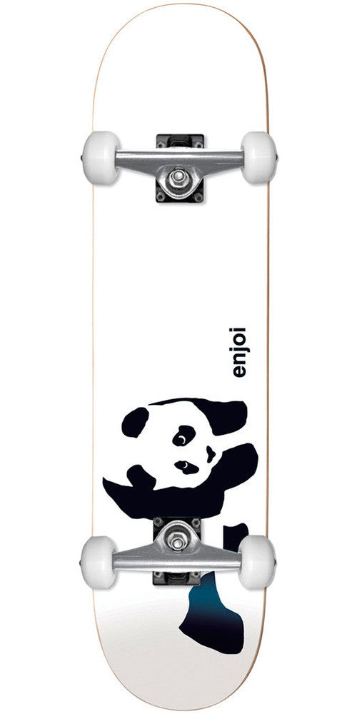Enjoi Panda - Whitey - 7.3in - Complete Skateboard
