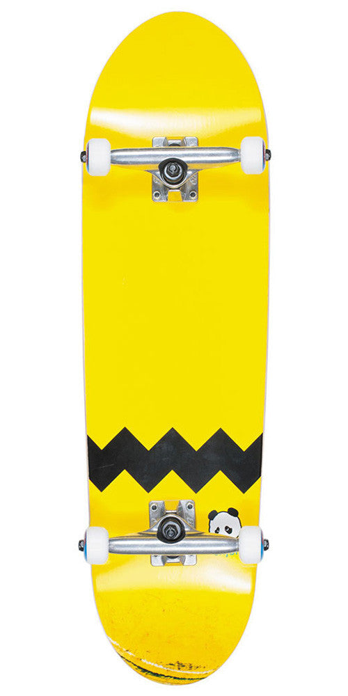 Enjoi Big Pants Small Wheels - Yellow - 8.63in - Complete Skateboard