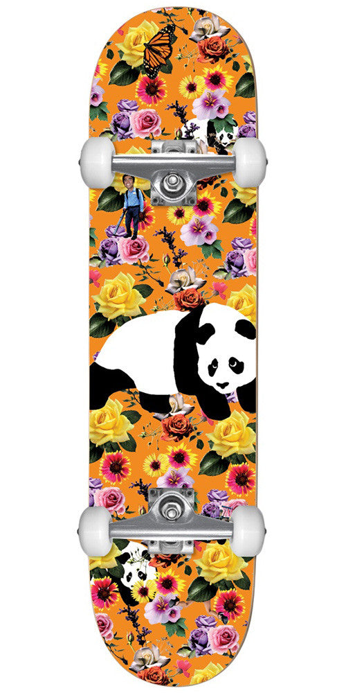 Enjoi Floral - Multi - 7.75in - Complete Skateboard
