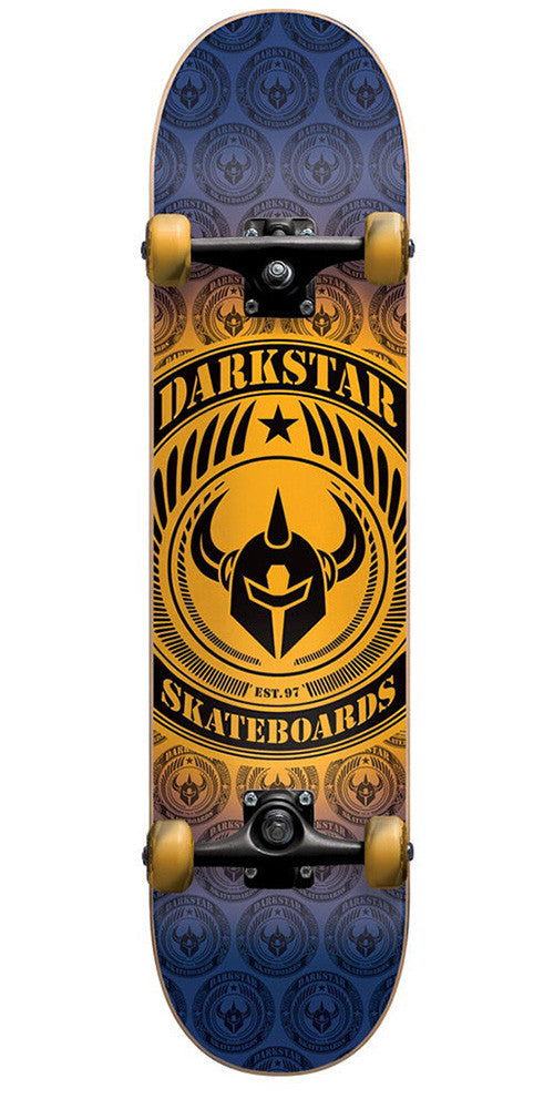 Darkstar Revolt Youth - Orange - 7.25in - Complete Skateboard