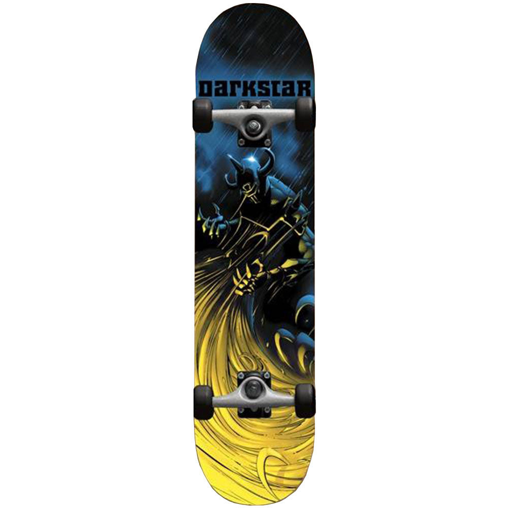 Darkstar Tempest FP - Blue/Yellow - 7.8in - Complete Skateboard