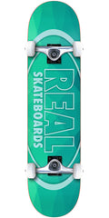 Real New Light Mini - Teal - 7.38in x in - Complete Skateboard