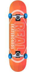 Real New Light - Orange - 7.75in x in - Complete Skateboard