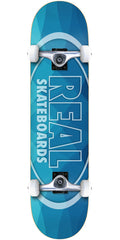 Real New Light - Blue - 8.0in x in - Complete Skateboard