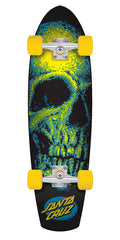 Santa Cruz Creep Street Shark Cruzer - Multi - 8.8in x 30.97in  - Complete Skateboard