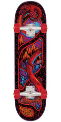 Santa Cruz Snake Mountain Sk8 - Multi - 7.75in x 31.4in - Complete Skateboard