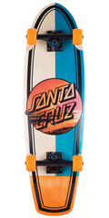 Santa Cruz Homebreak Street Shark - Blue/Natural - 8.8in x 30.97in - Complete Skateboard