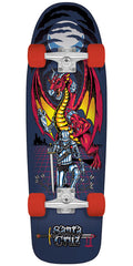 Santa Cruz Legend Quest 80s - Multi - 9.99in x 32.3in - Complete Skateboard
