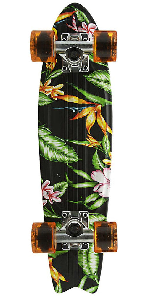 Globe Bantam Graphic ST - Paradise - 6in x 23in - Complete Skateboard