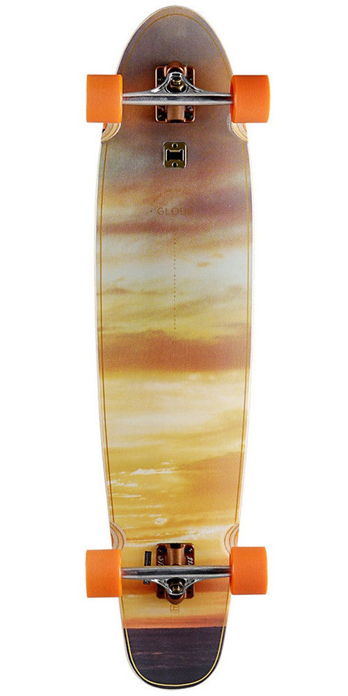 Globe Sundown - Sunset - 9.5in x 41in - Complete Skateboard