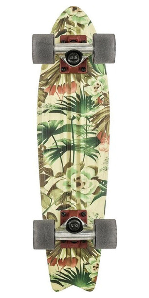 Globe Bantam Graphic ST - Jungle - 6in x 23in - Complete Skateboard