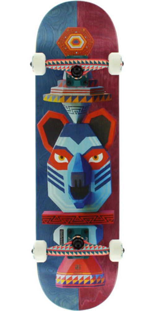 Globe Totems - Drop Bear - 8.25in x 31.75in - Complete Skateboard