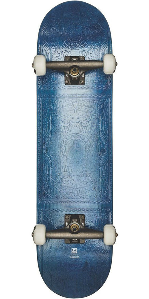Globe Rug Burn - Navy - 8.0in x 31.6in - Complete Skateboard