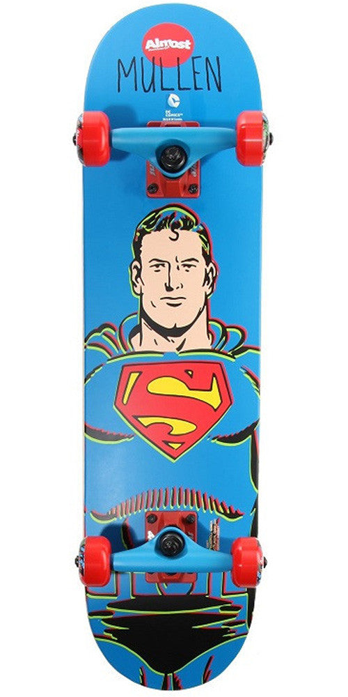 Almost Mullen Superman - Blue - 7.4 - Complete Skateboard