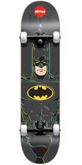 Almost Daewon Batman - Black - 7.6 - Complete Skateboard