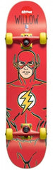 Almost Willow Flash - Red - 6.75 - Complete Skateboard