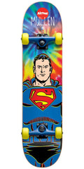 Almost Mullen Superman Youth - Tie Dye - 7.375in - Complete Skateboard