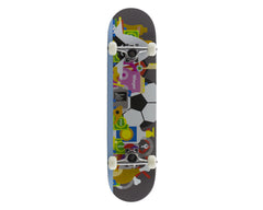 Enjoi Bless This Mess R7 Wieger Van Wageningen - Multi - 7.75 - Complete Skateboard