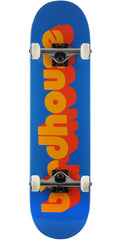 Birdhouse 3D - Blue - 8.0in - Complete Skateboard