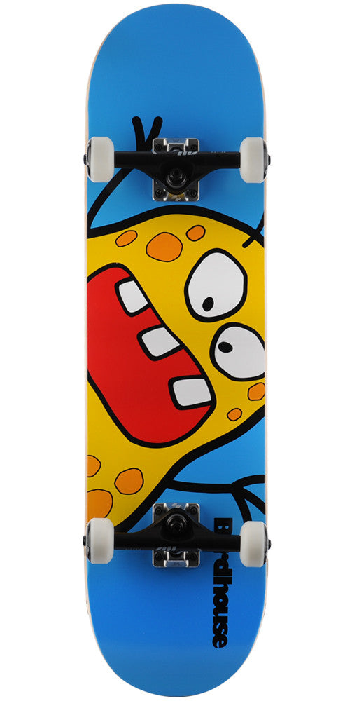 Birdhouse Germ Team - Blue - 8.5in - Complete Skateboard