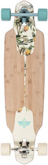 Dusters Channel Longboard - Isle - 9.4in x 38in - Complete Skateboard