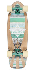 Dusters Cazh Cruiser - Tribe - 28.5in - Complete Skateboard