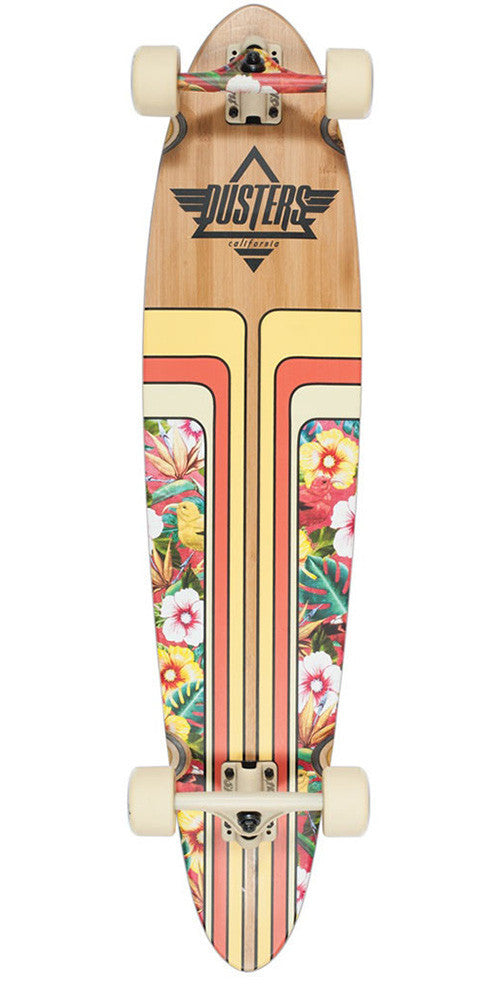 Dusters Primo V2 Longboard - Honey Creeper - 40.0in - Complete Skateboard