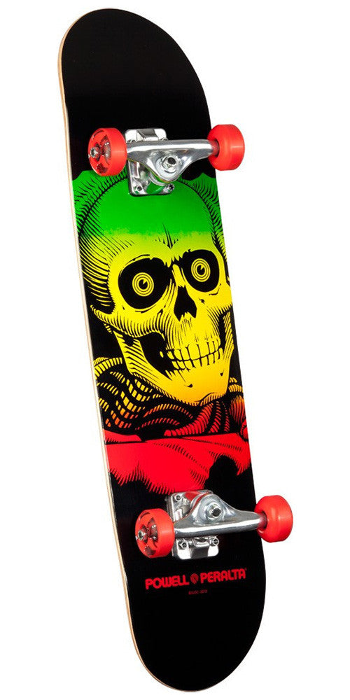 Powell-Peralta Ripper - Red - 7.75in x 31.75in - Complete Skateboard