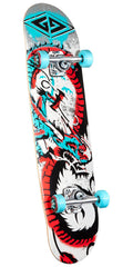 Powell Peralta Loop Dragon 2 - Multi - 7.75in x 31.75in - Complete Skateboard