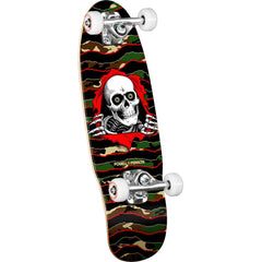 Powell Peralta Mini Ripper 5 - Multi - 7.5in x 24.0in - Complete Skateboard