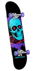 Powell Peralta Ripper - Purple - 8.0in x 32.125in - Complete Skateboard