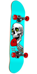Powell Peralta Lolly Pop - Blue - 7.625in x 31.625in - Complete Skateboard