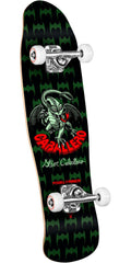 Powell Peralta Mini Caballero Dragon II - Black - 8.00in x 29.5in - Complete Skateboard