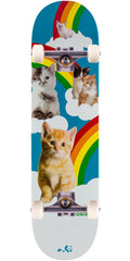 Enjoi Kitten Dreams - Multi - 8.0in - Complete Skateboard