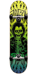 DarkStar Electric FP - Yellow - 8.0in - Complete Skateboard
