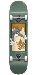 Almost Tom & Jerry - Pine Green - 7.75in - Complete Skateboard