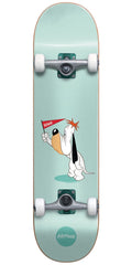 Almost Droopy - Mint Green - 8.0in - Complete Skateboard
