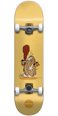 Almost Captain Caveman Youth - Blonde - 7.375in - Complete Skateboard