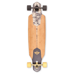 Dusters Channel Longboard - Sepia - 38.0in - Complete Skateboard