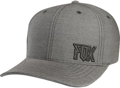 Fox Carbon Copy Flexfit Hat - Grey - Men's Hat