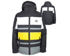 686 Source - Gunmetal - Snowboarding Jacket - Medium