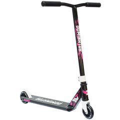Dominator Bomber Scooter - Black/Pink - Scooter